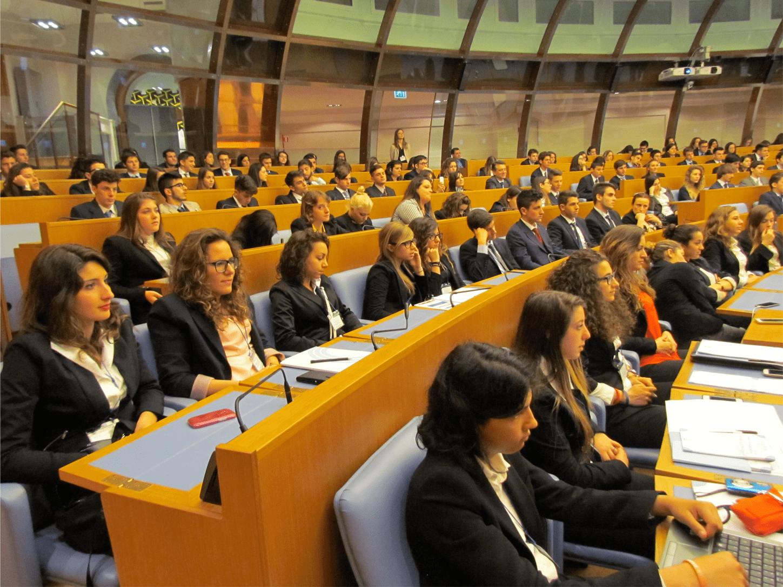 Democracy simulazione del parlamento italiano for Quanti sono i membri del parlamento italiano