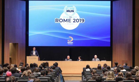 CWMUN Roma 2019